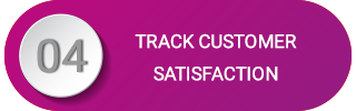 Without customers, you don't have a business – simple as that. So keeping them happy and loyal is very important. Once you have a new customer, you want them to buy from you again – and ideally spread the word about your business. You can track customer satisfaction in a number of ways, including through online surveys and monitoring online feedback and reviews. Or you can ask them the old-fashioned way, face to face or over the phone. You can then make adjustments and improvements to your business to make sure they keep on smiling.