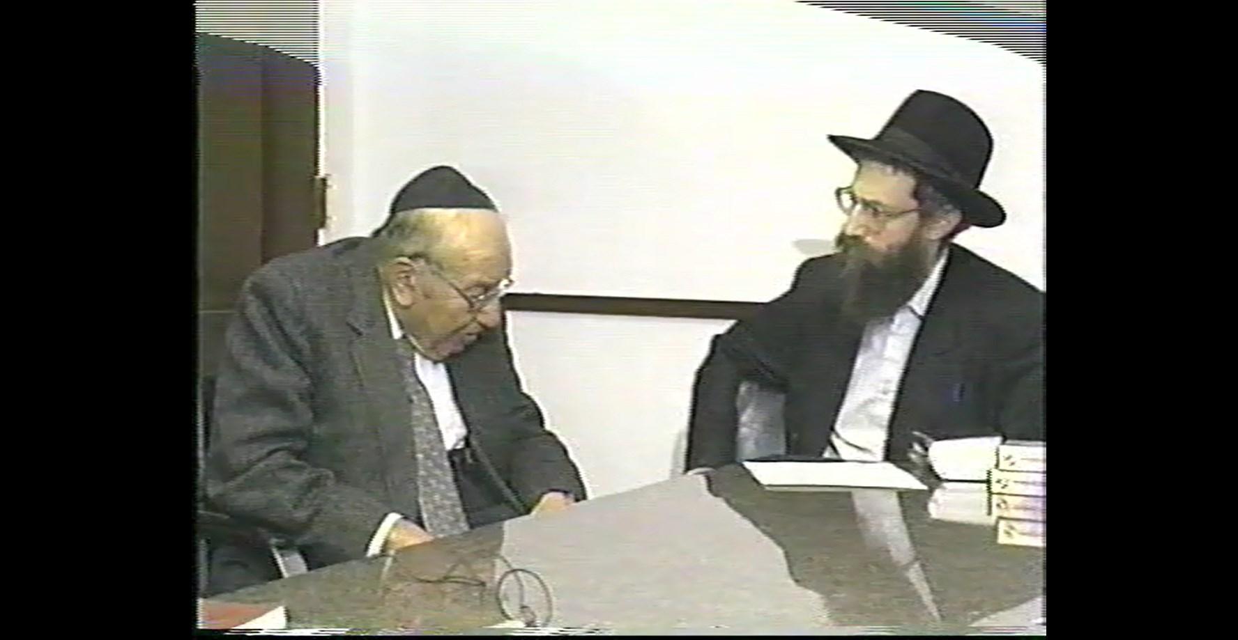 Prof. Radkowsky Interview with Prof. Silman.jpg