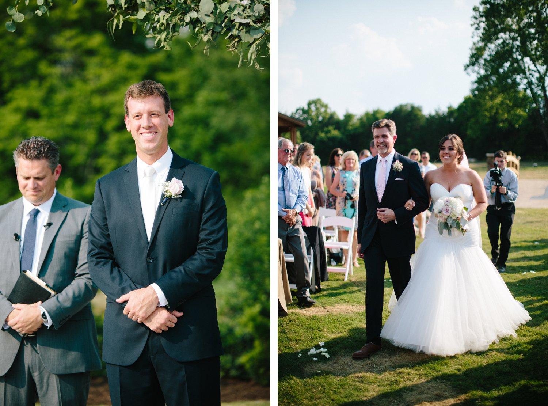 outdoor wedding ceremony tampa florida