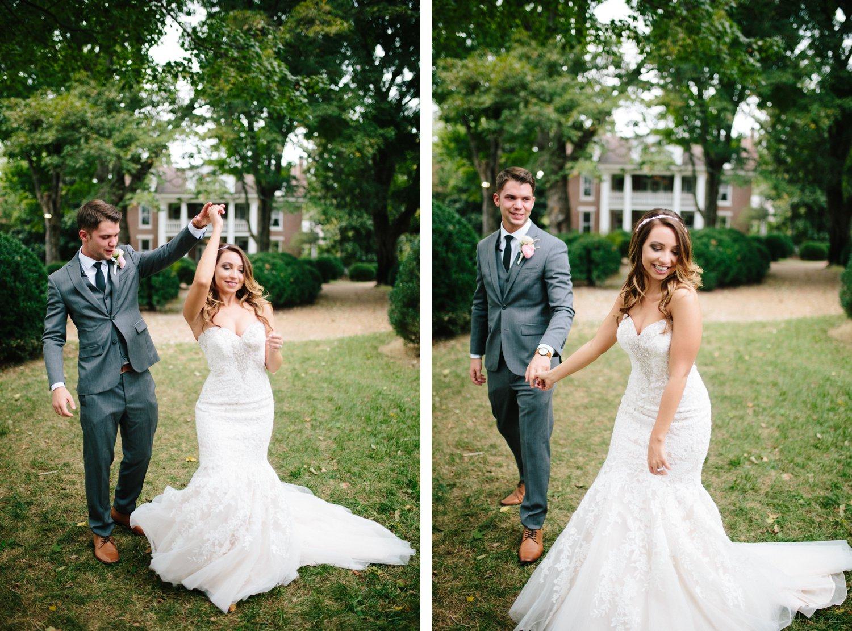 homestead manor wedding