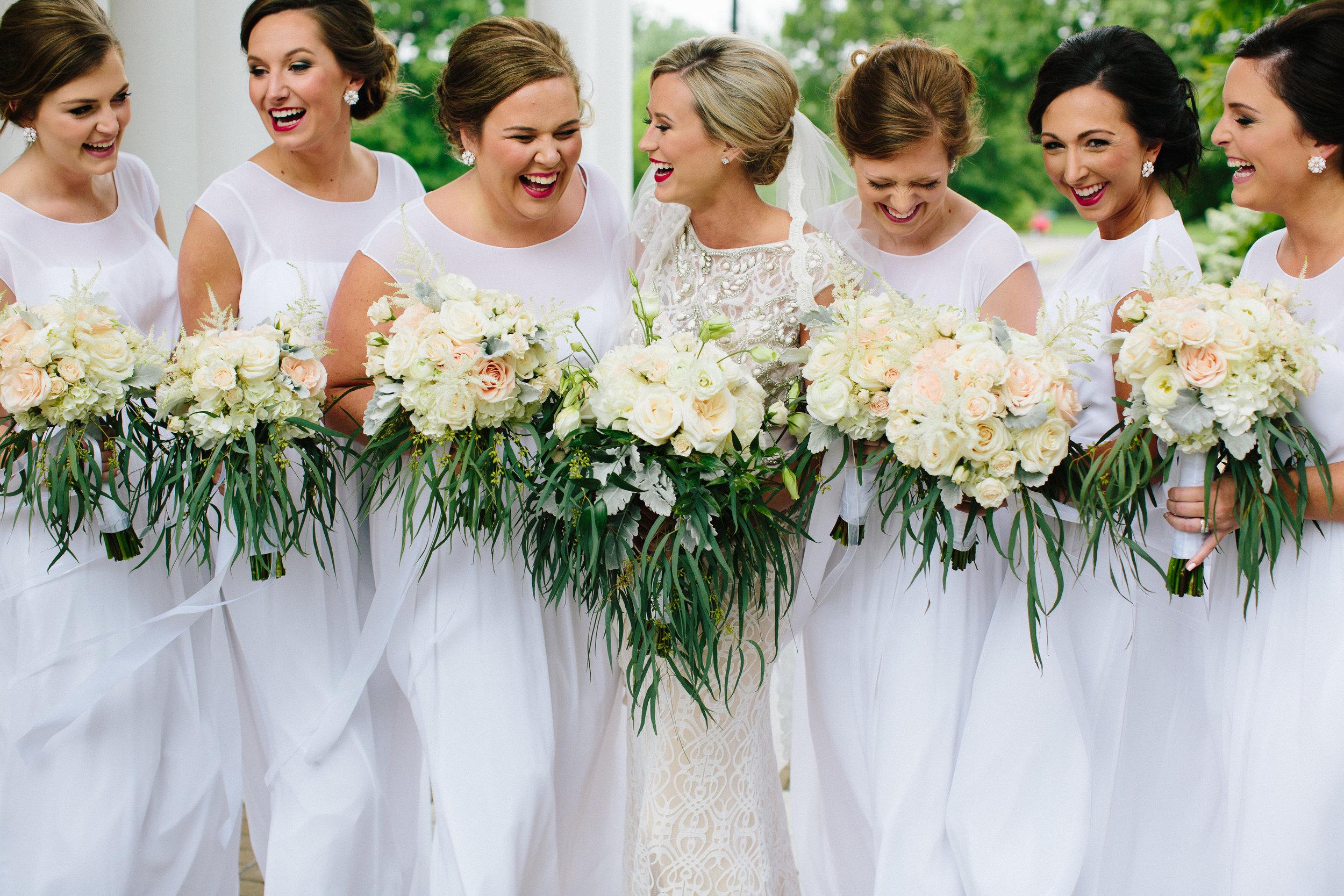 bridesmaids tampa wedding