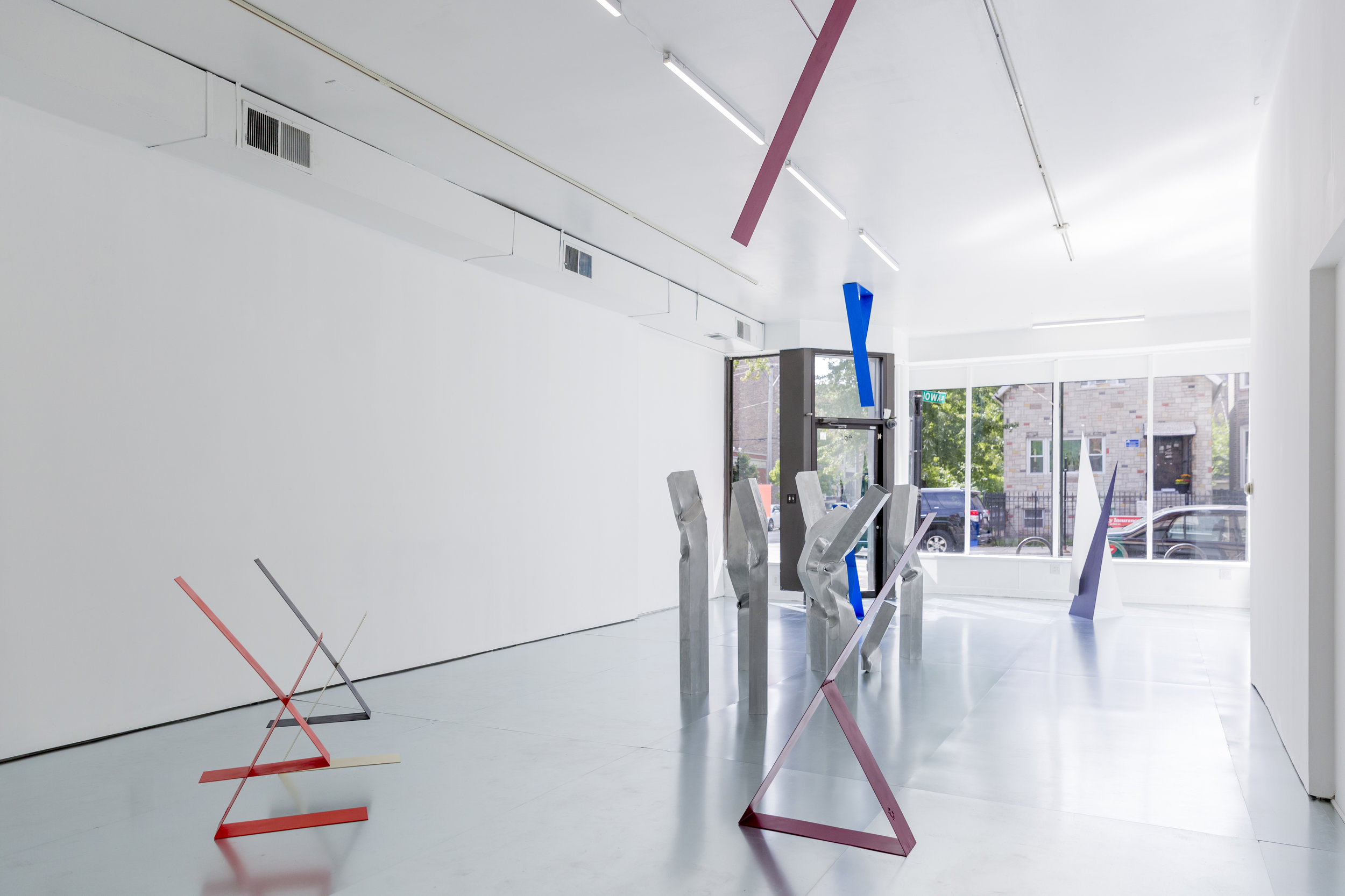 Exhibition View, PROOON, 2016