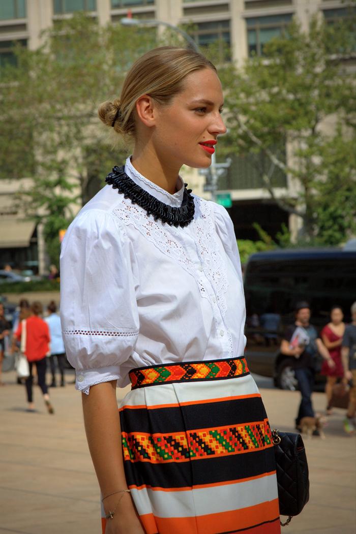 New York Fashion Week, 2012
