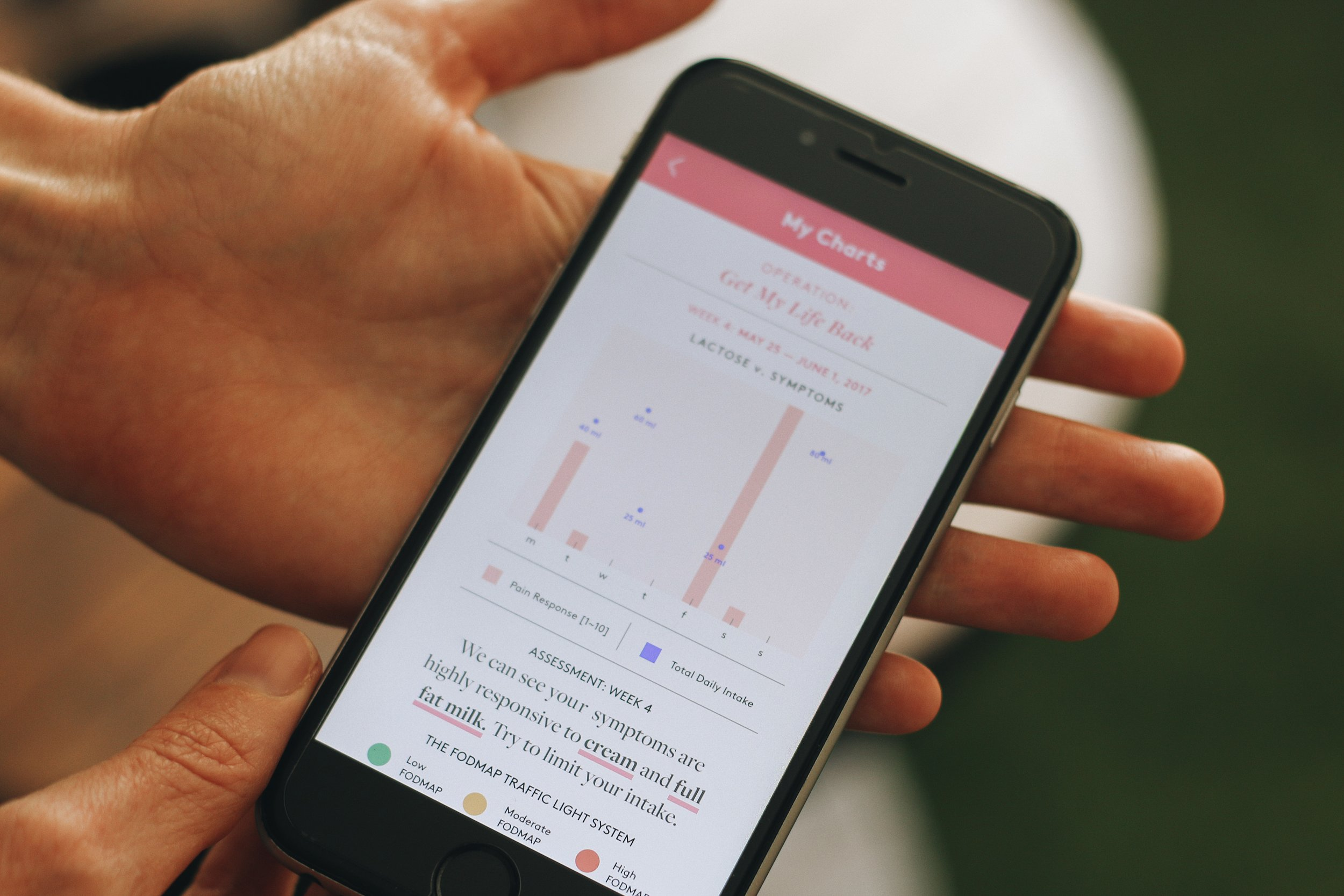 """👩💻 Have you seen the application I'm creating? I became fed up with the management of my Endometriosis and said """" F**k it!  There has to be a better way to manage this rather than taking a bunch of prescription pain killers"""".    Read a little about my process here and sign up to be a Beta Tester ☞"""