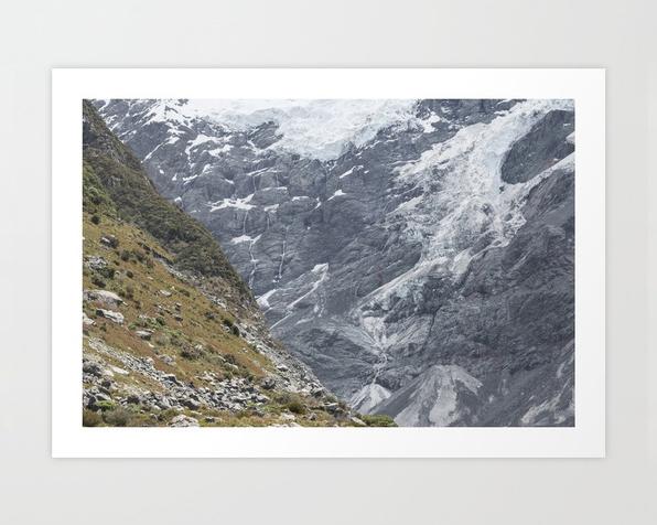 Kea Point, NZ.  Read the story ☞