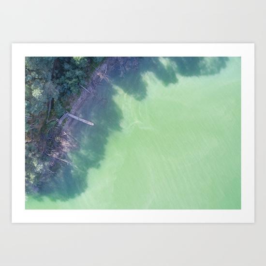 Lake Rotomahana, NZ.  Read the story ☞