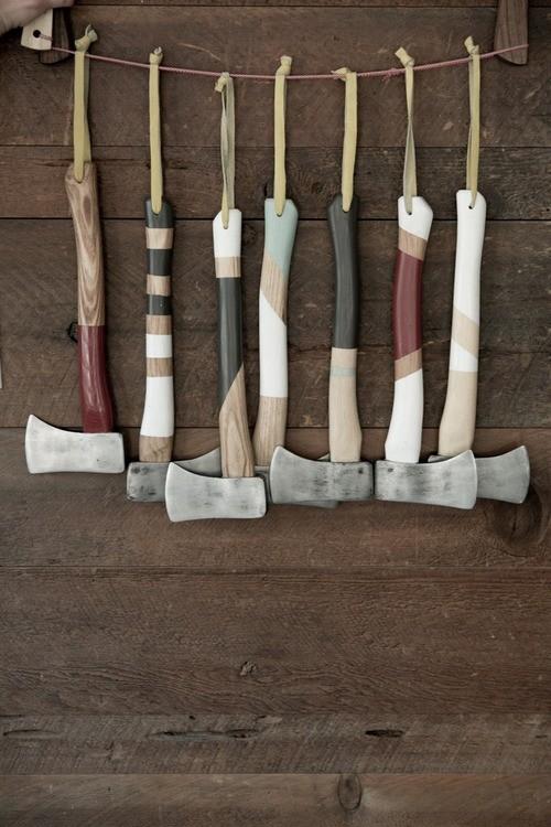 ManMade hanging-painted-axes-remodelista.jpg