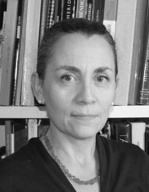 Dr. Adriana Zavala , Associate Professor in Art and Art History at Tufts University.