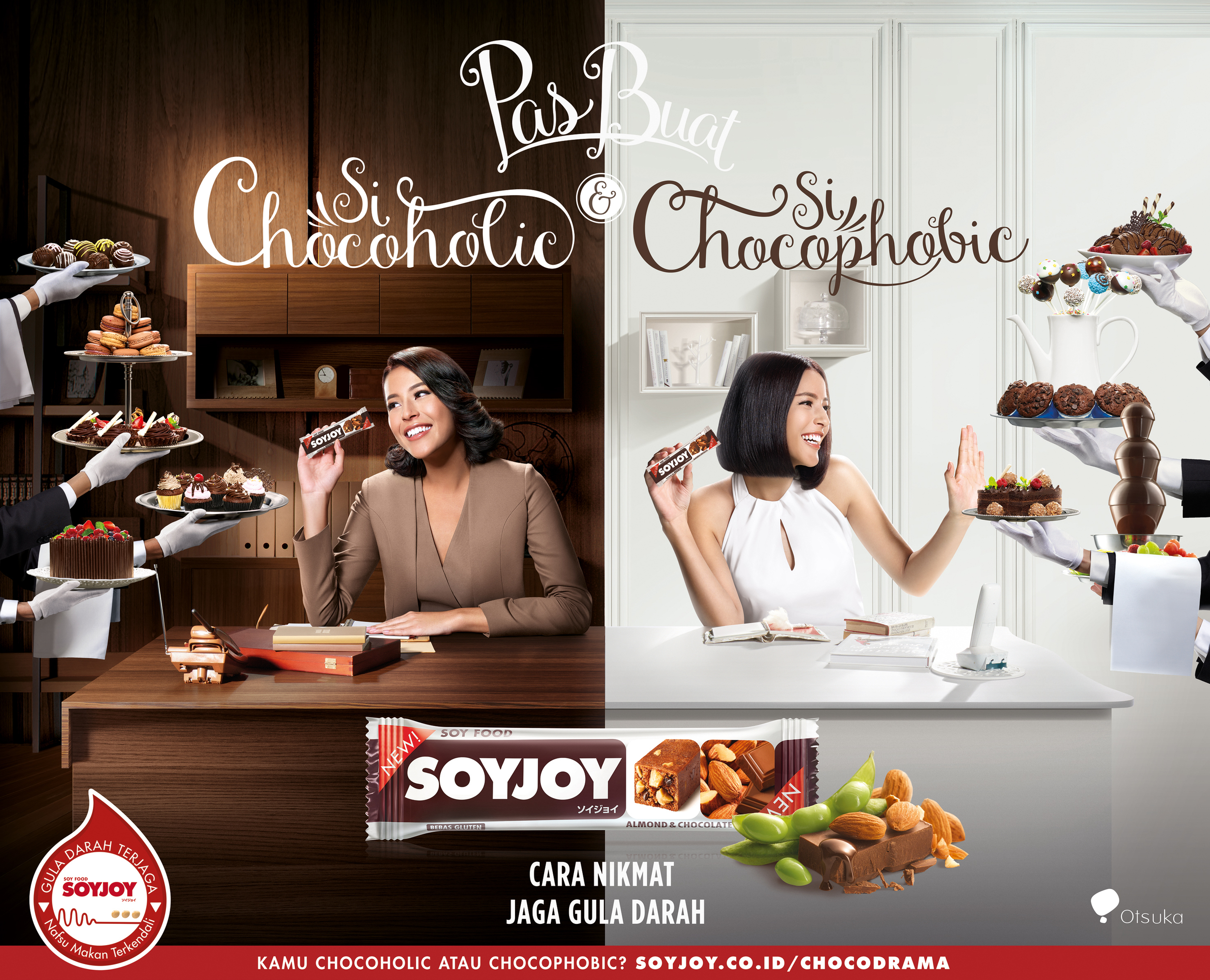 Soyjoy Chocoholic