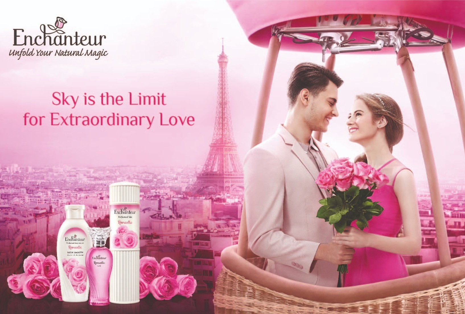 ENCHANTEUR - AIR BALOON