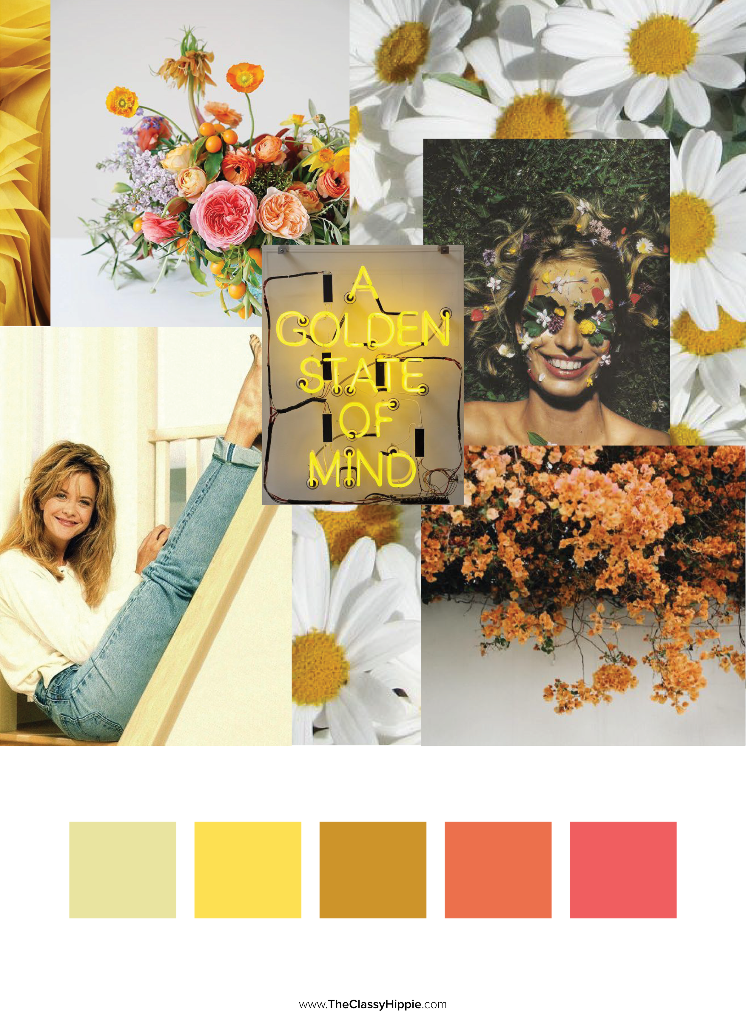 The Classy Hippie Color Story 02 // Friendly