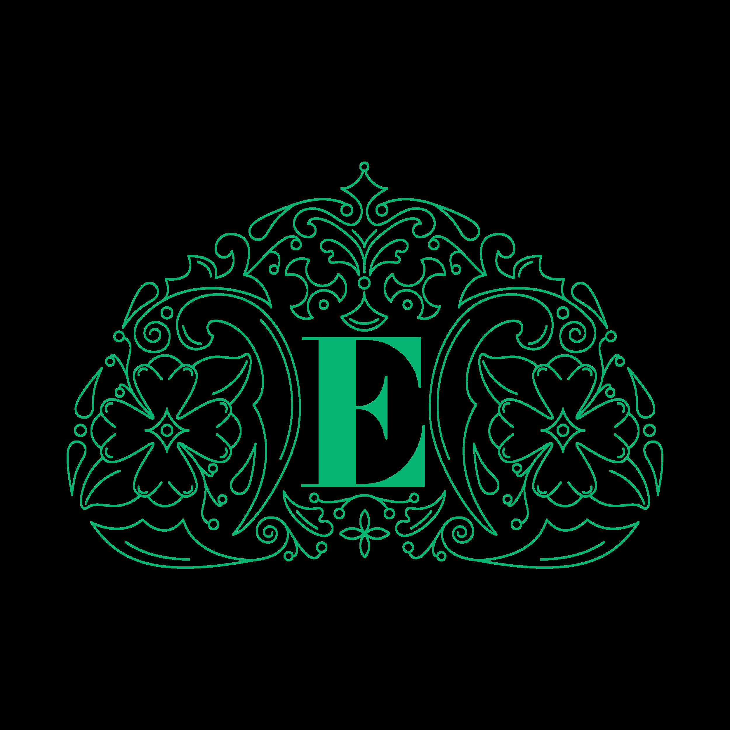 The final crown logo.