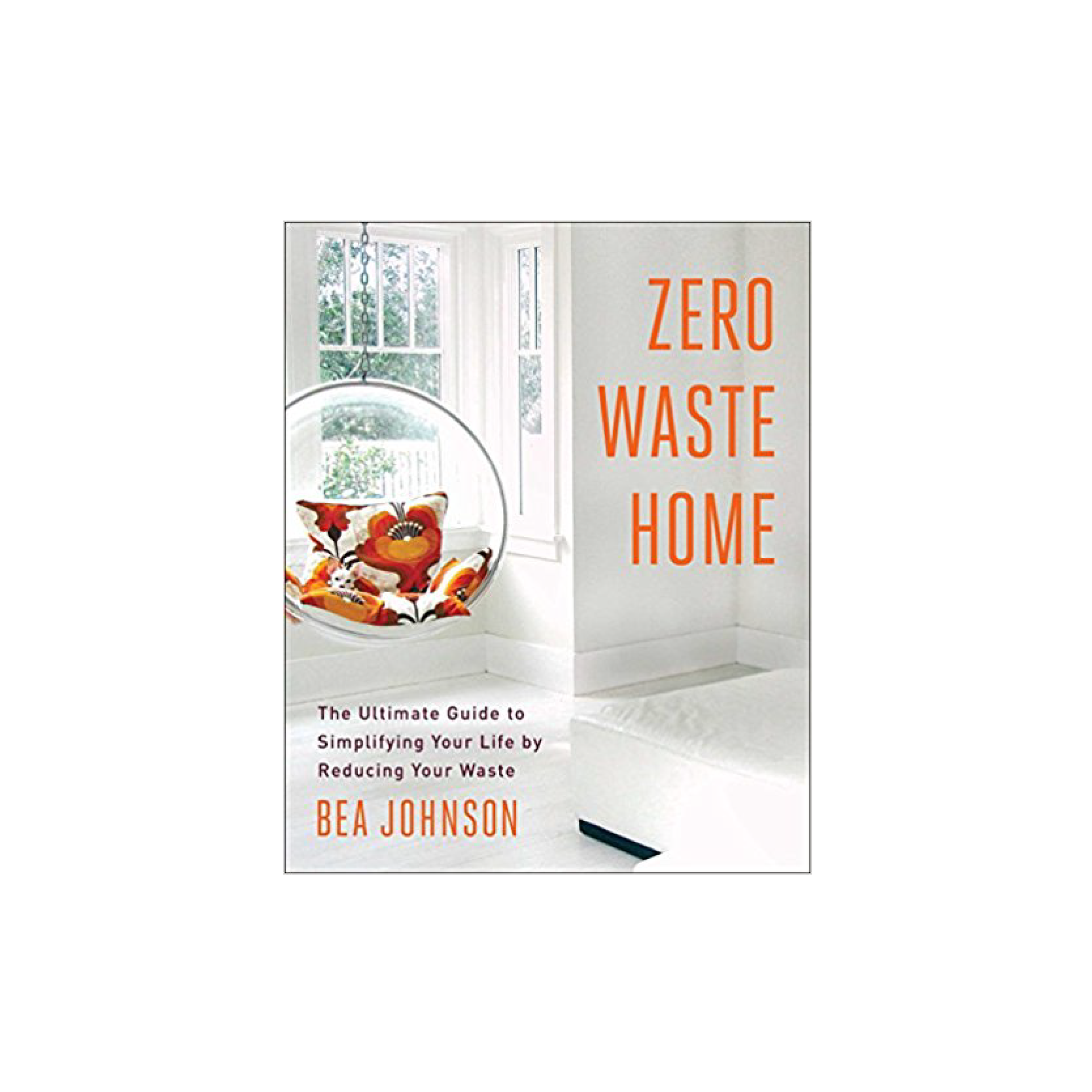 Written by The Mother of Zero Waste herself - this is the best book there is for learning how-to live a Zero-Waste lifestyle!