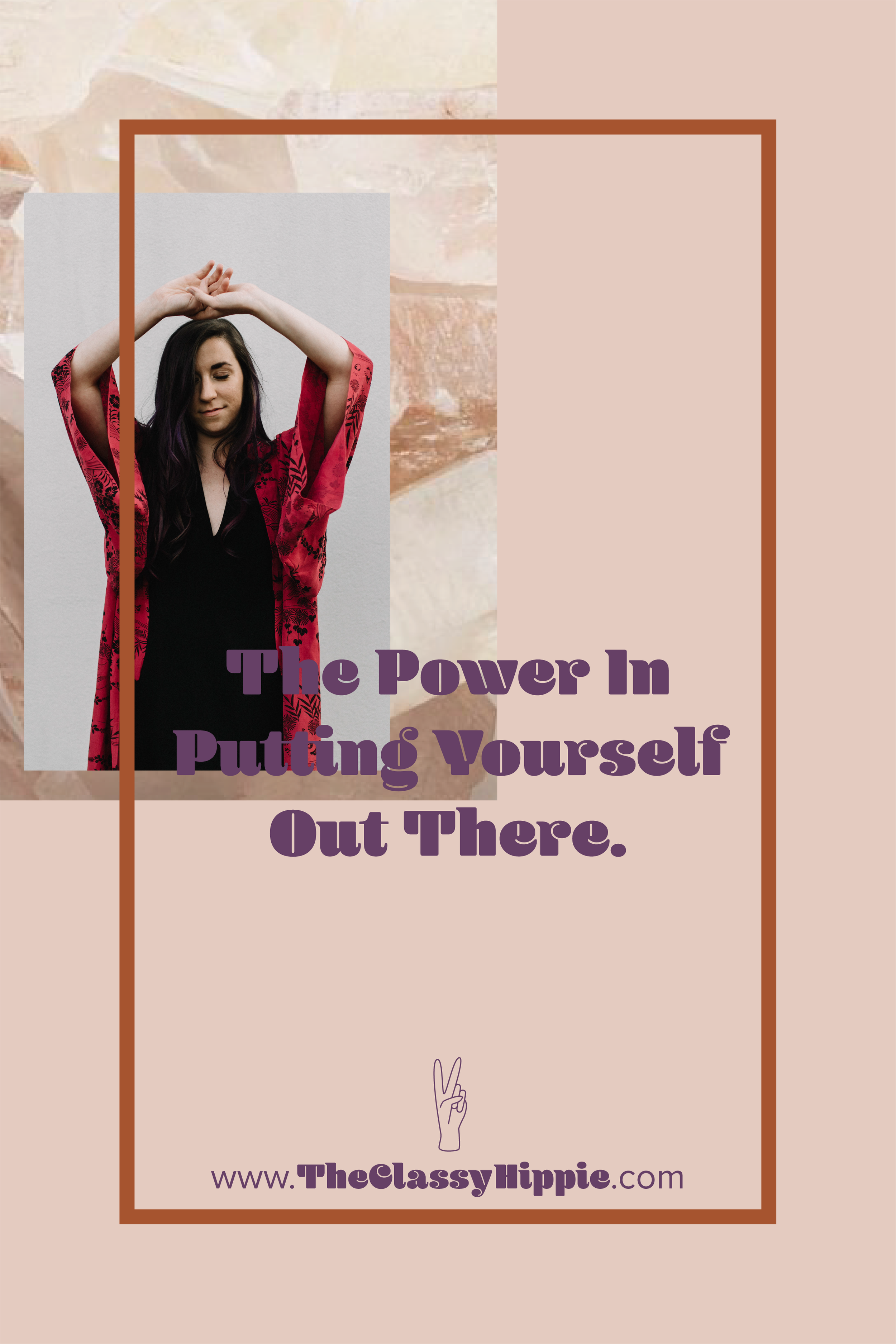 If you want to grow and see major shifts in your own personal development - you need to get GOOD at putting yourself out there because the results are POWERFUL! Check out my most recent experience in putting myself out there and what I've gained as a result!