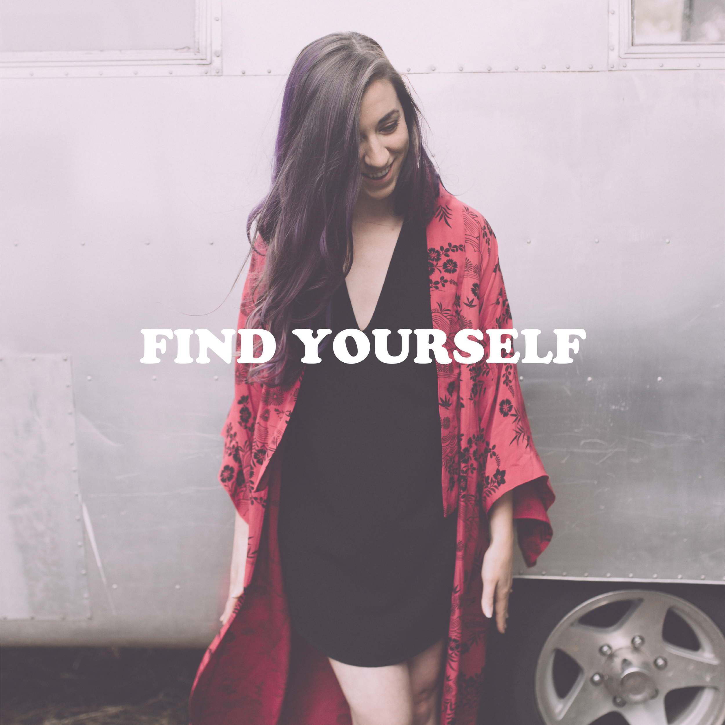Find Yourself | 1:1 Coaching for Enneagram Type 4s with Genevieve Nalls, The Classy Hippie