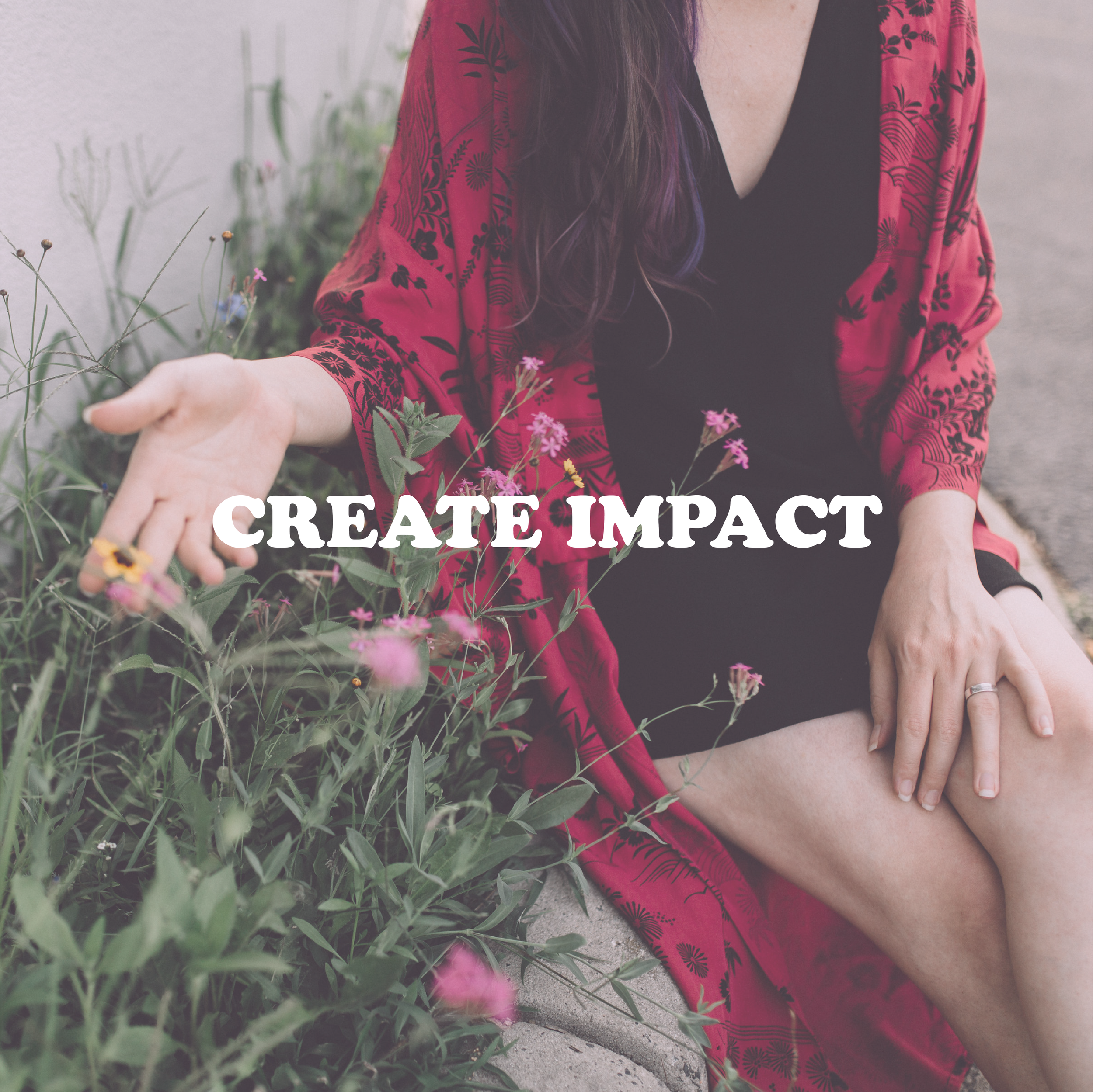 Create Impact | Learn to Live Low-Waste | Book an In-Home Session or Take a Class with Genevieve Nalls, The Classy Hippie