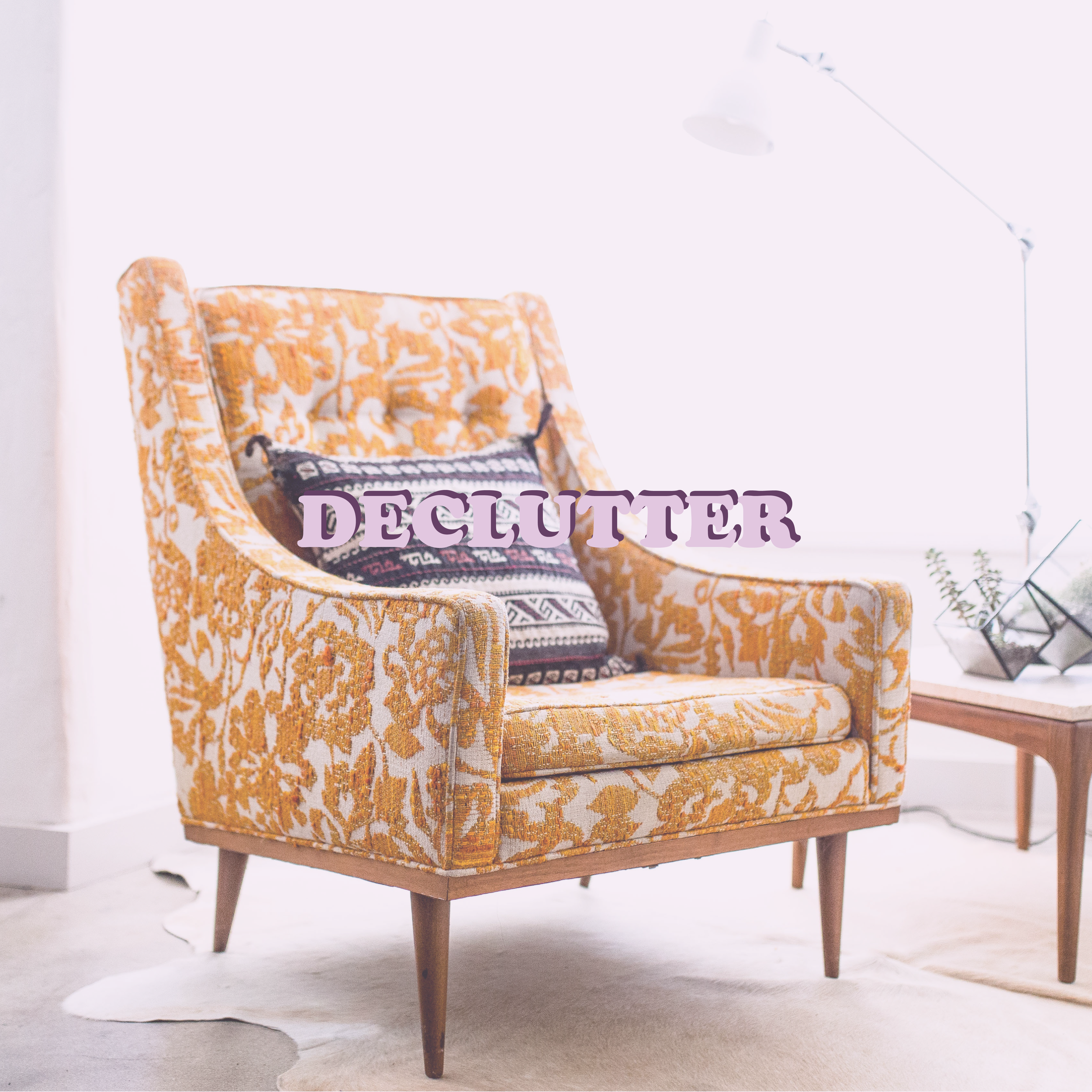 Declutter | Book an In-Home Session or Take a Class with Genevieve Nalls, The Classy Hippie