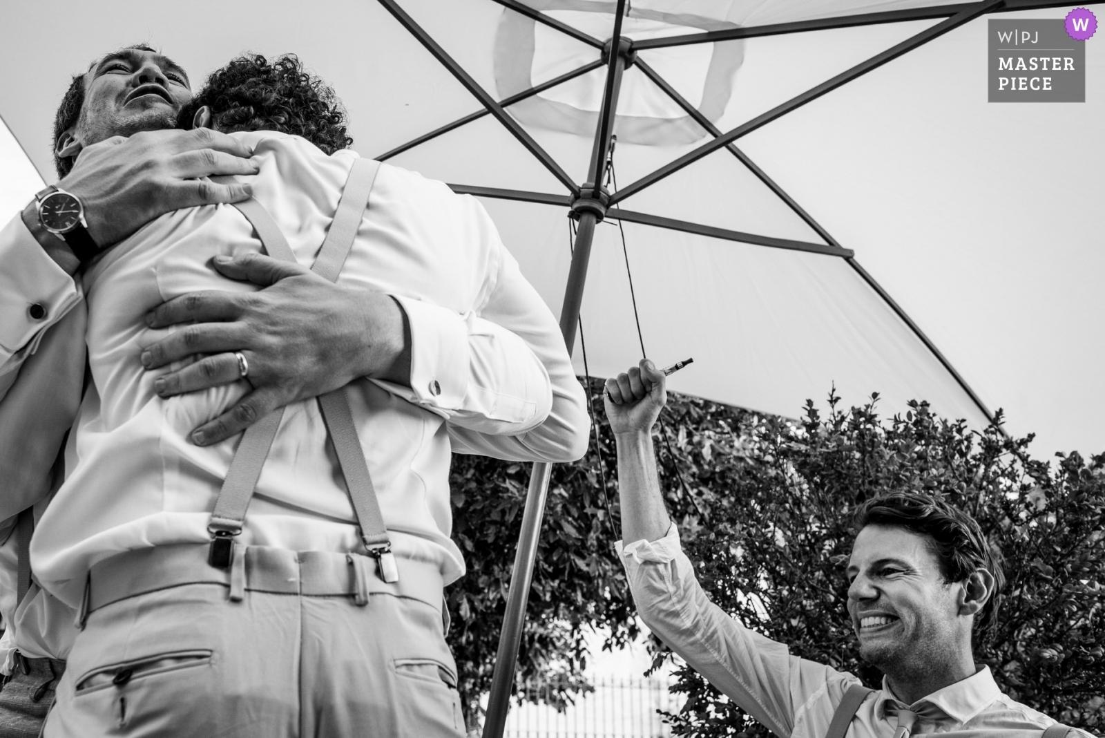 award winning wedding photography - destination wedding in France
