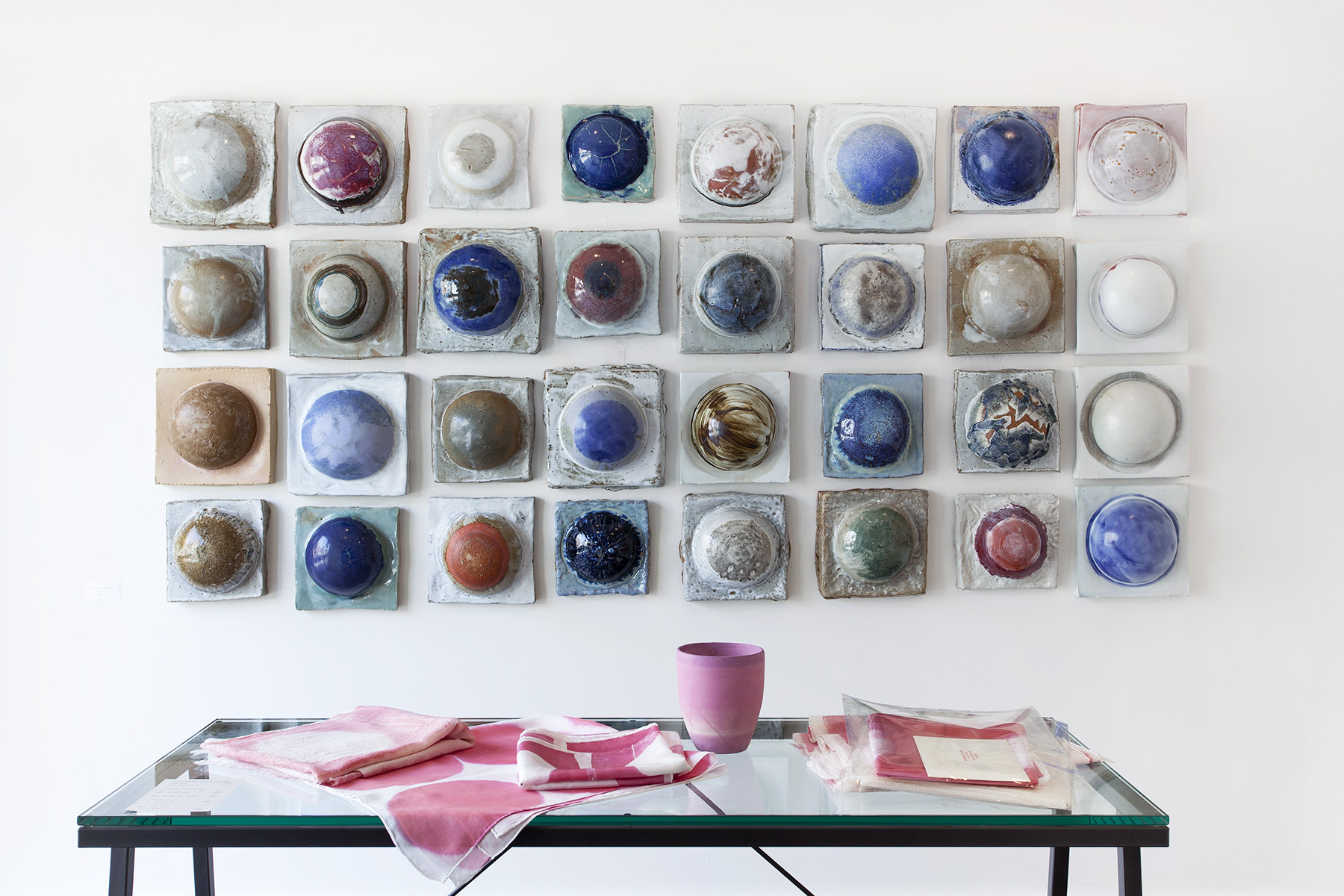 Eastman Tiles and Cochineal Collaboration 2015
