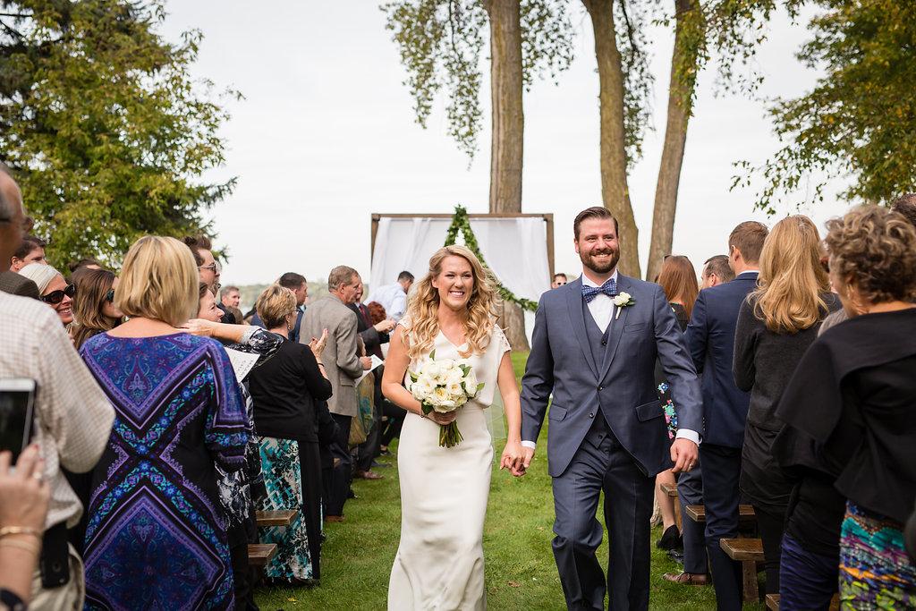 MN Tent Wedding
