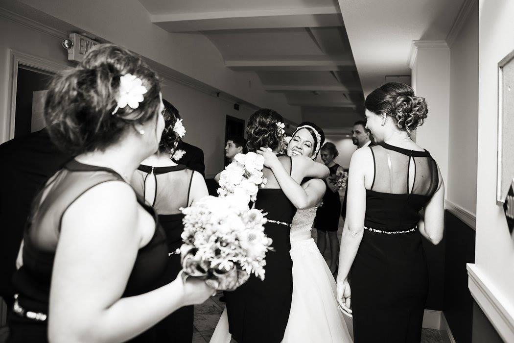 The Fountain Room Wedding
