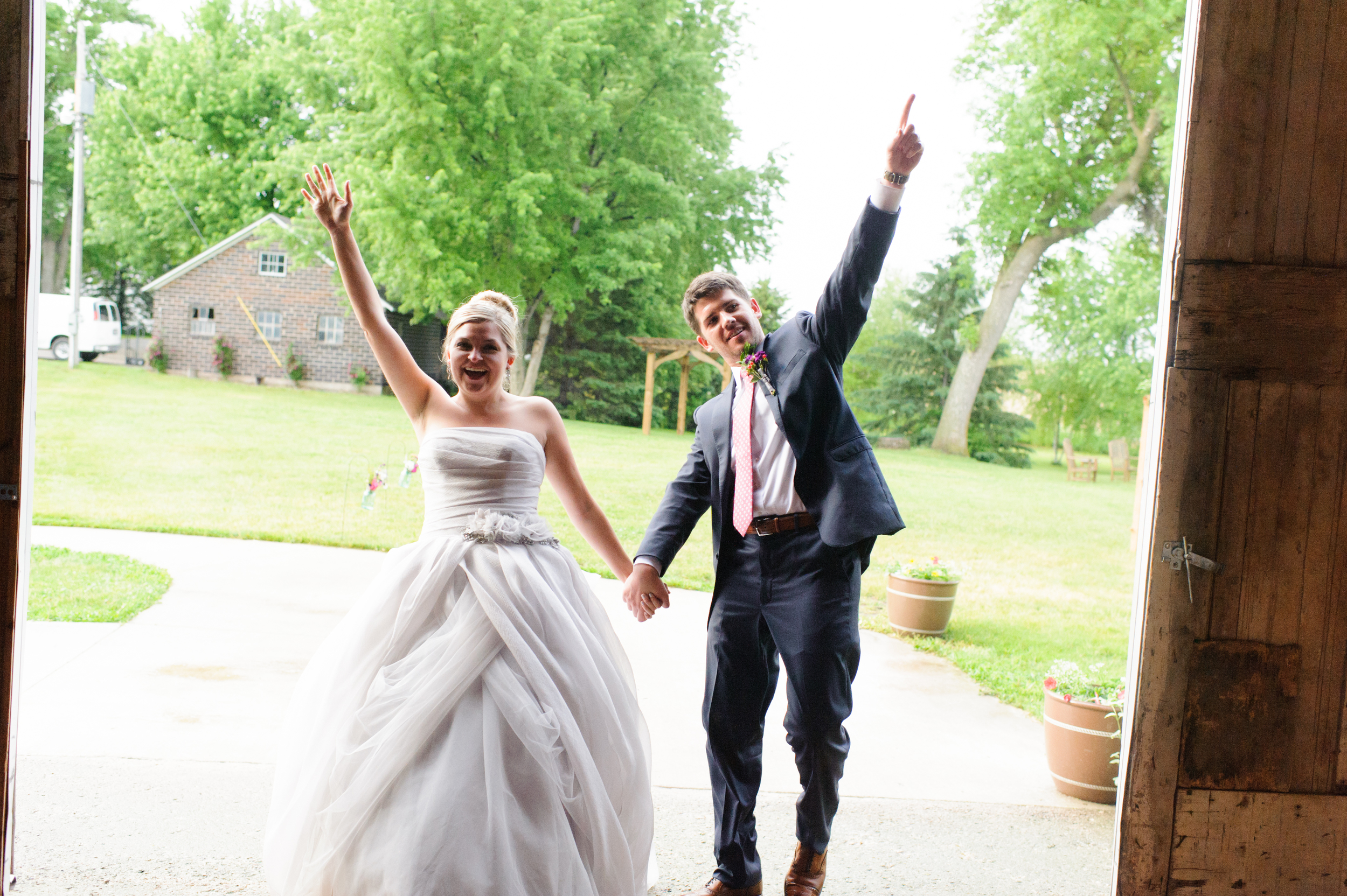 Red Barn Farm Wedding