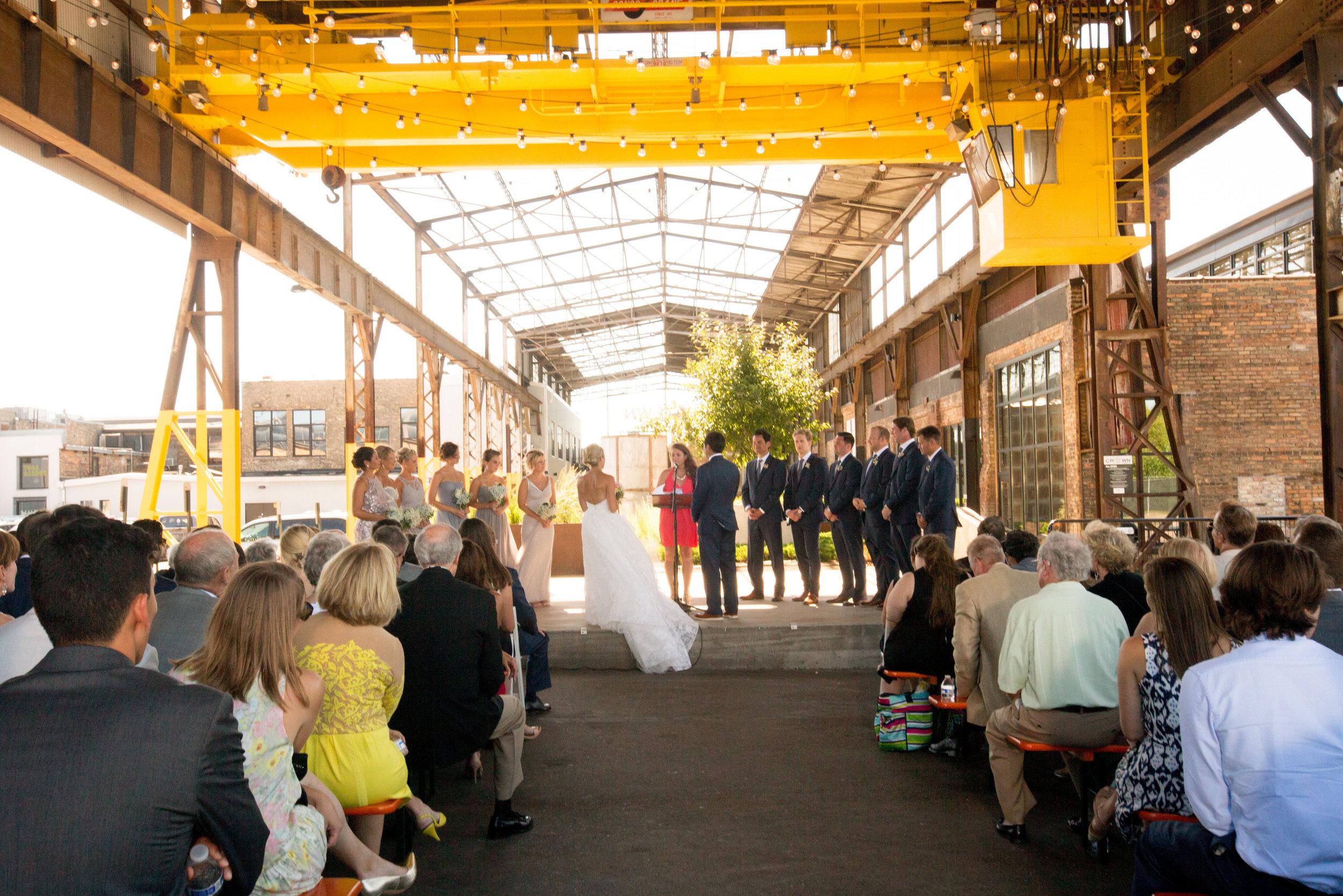 Bauhaus Brew Labs Wedding