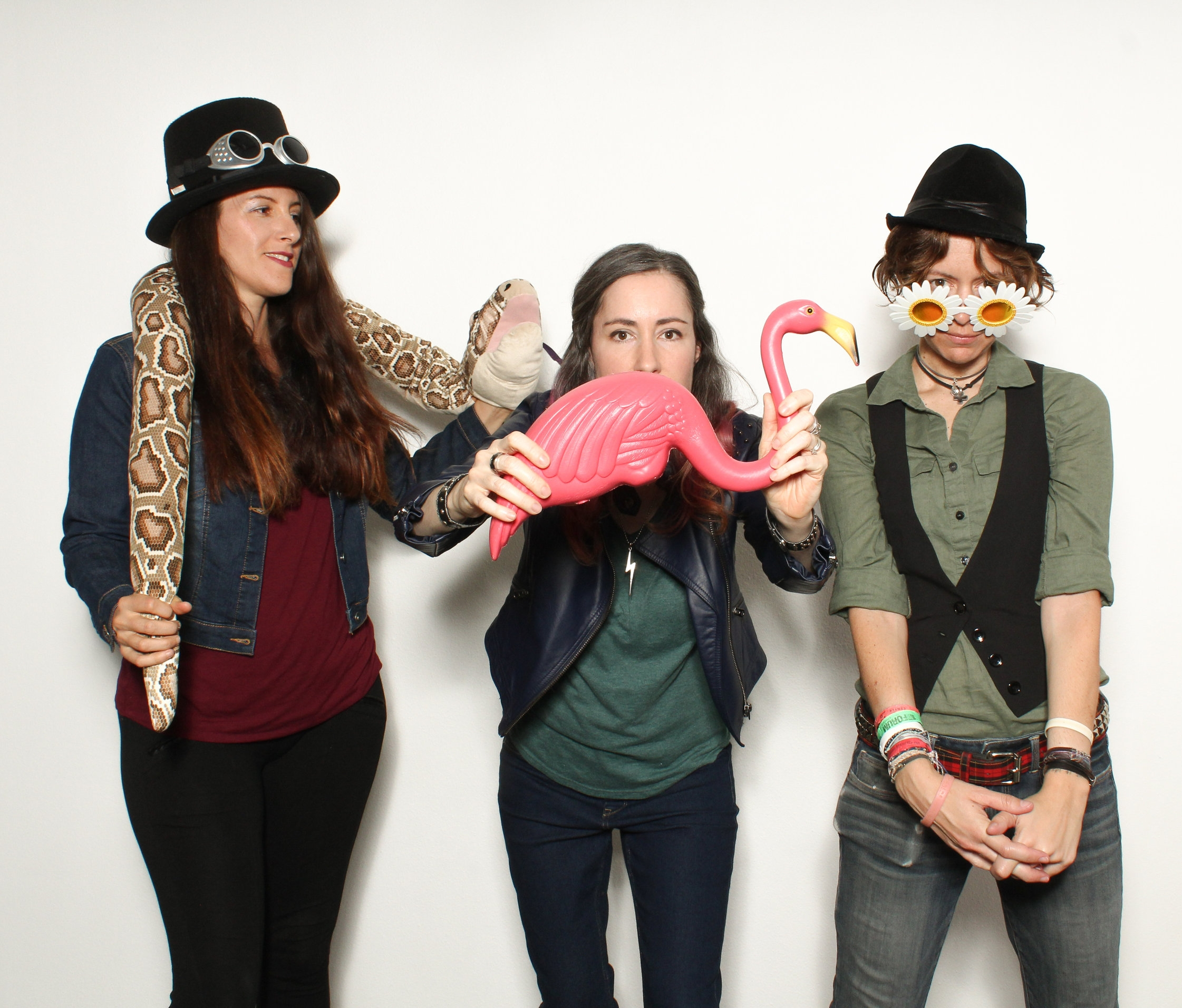 PHOTO BY  FLICKER PHOTOBOOTH