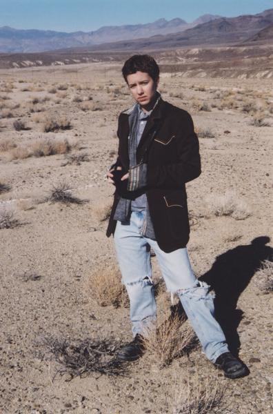 Death Valley - Dec 2002