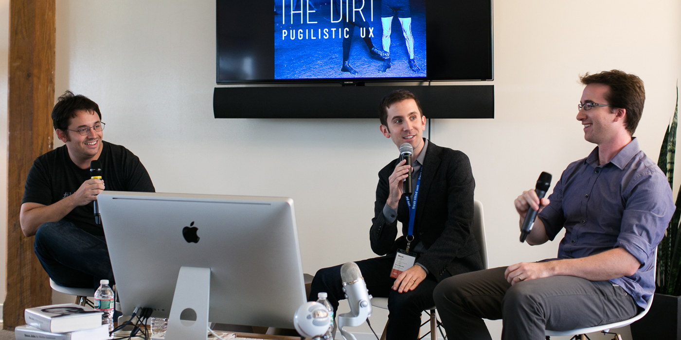 The Dirt live at UX Fest 2014