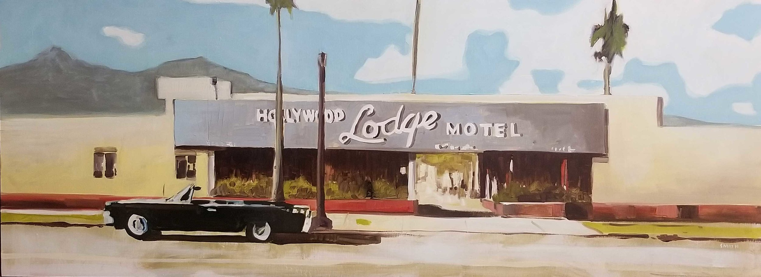 "LODGE   18X48"" SOLD"