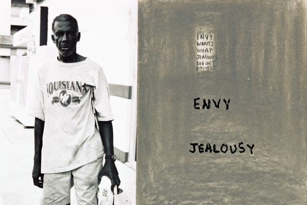 Envy Jealousy
