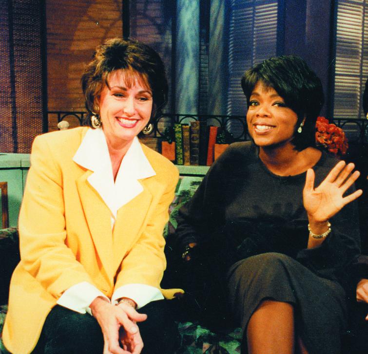 Oprah and me
