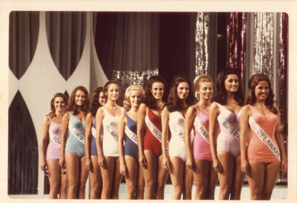 Miss America Pageant 1972-1973
