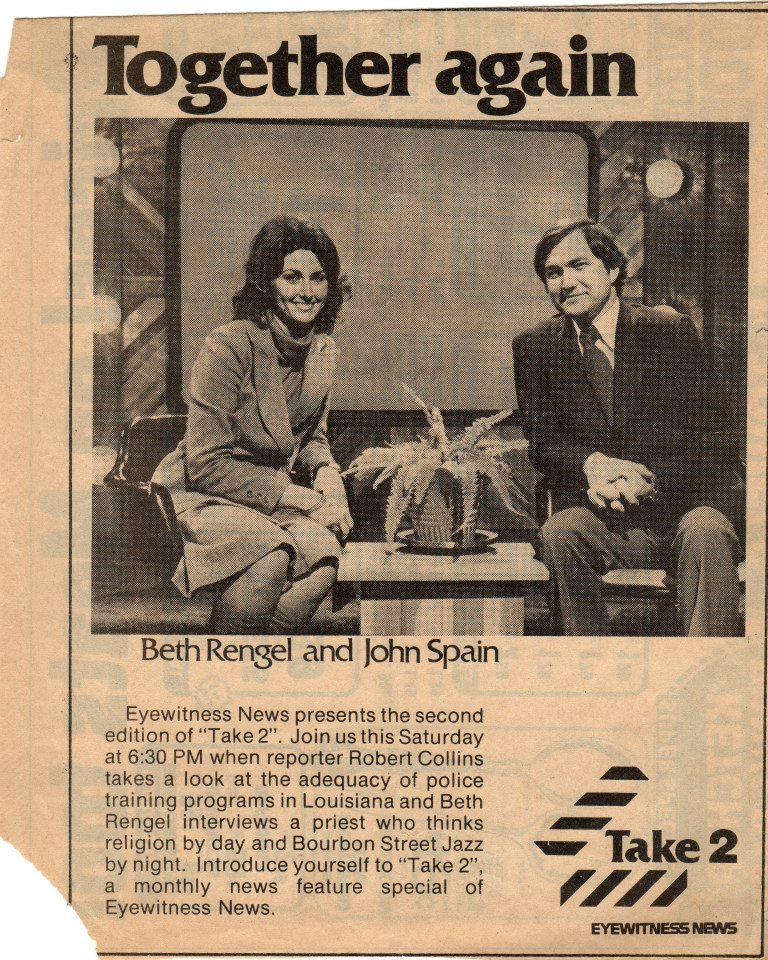 """First Magazine Show I hosted called """"Take 2"""""""