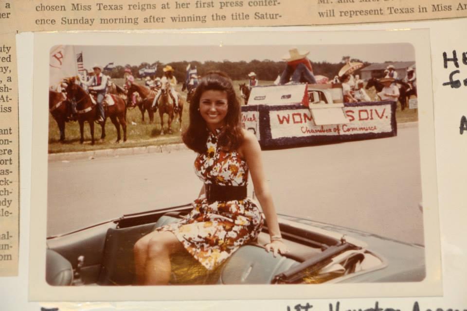 Parade in Texas