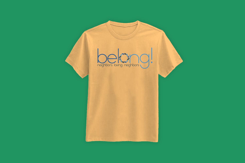 BelongTShirtOrange.png