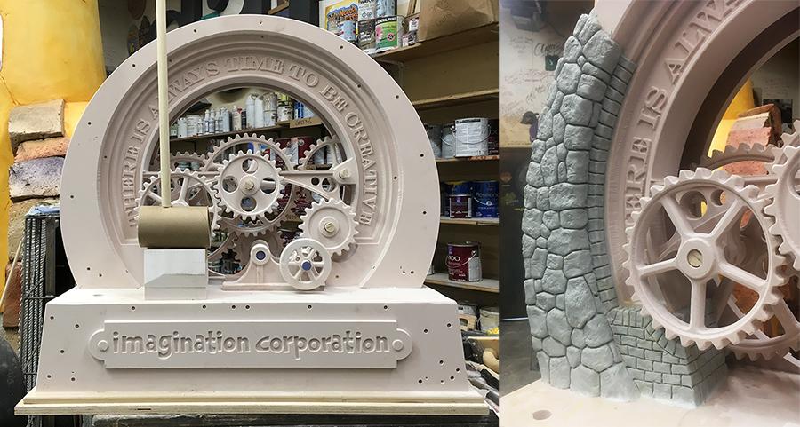 clock assembled and start of sculpt.png