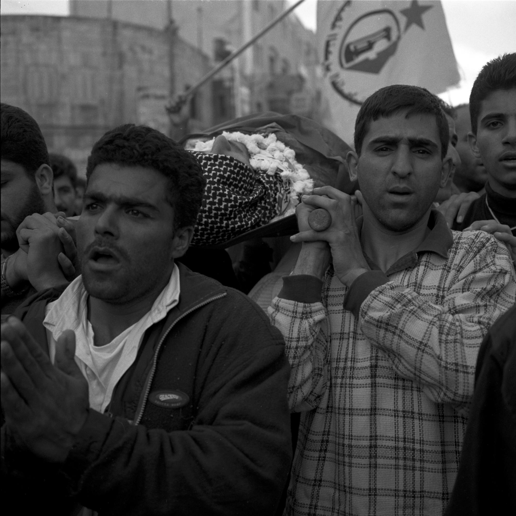 Funerals, Bethlehem 2002