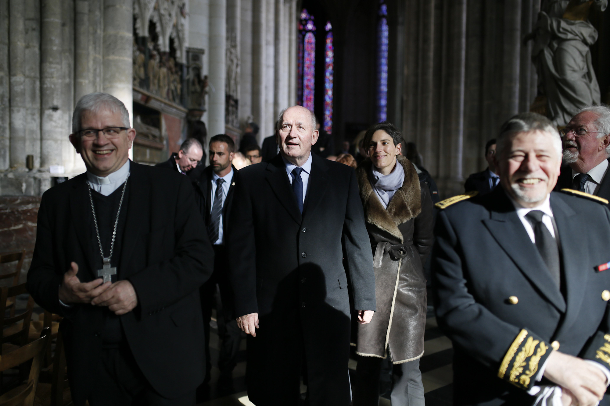 Visit Of Le Mans Cathedral