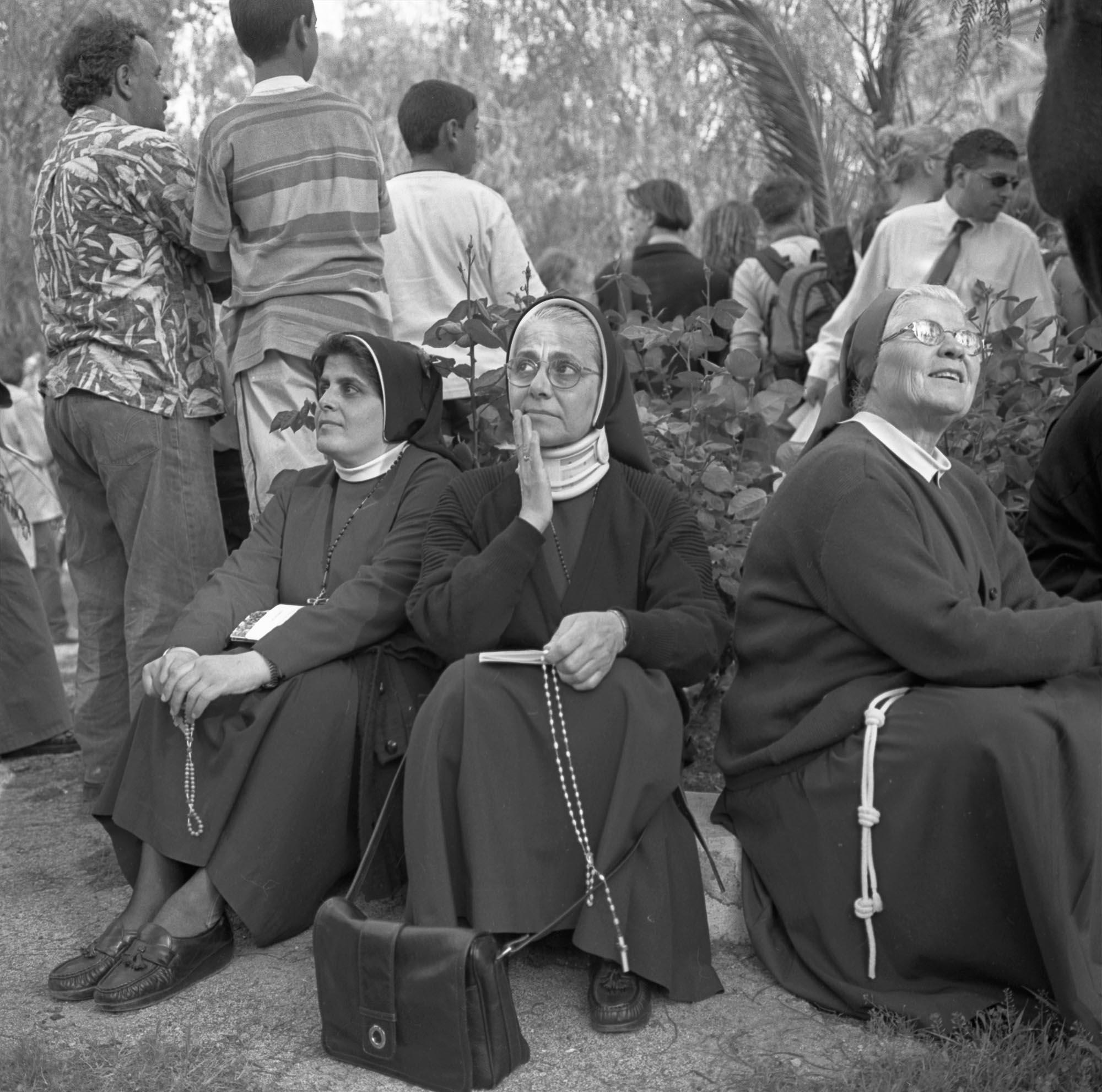 Nuns, Jerusalem, 2002