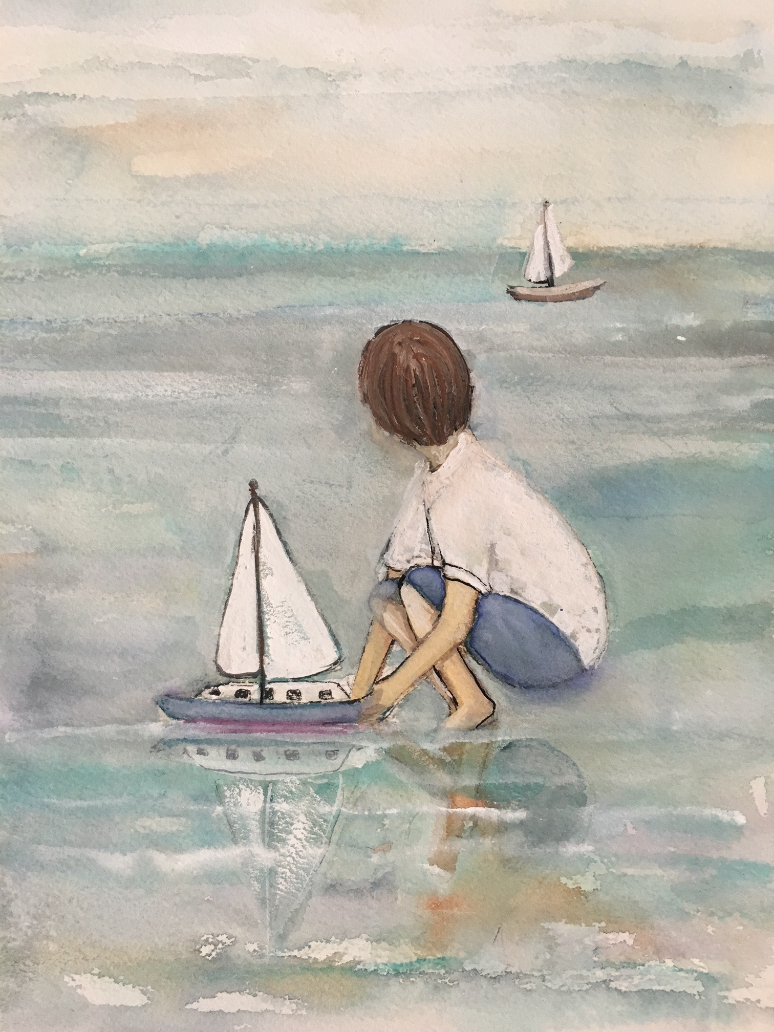 Boating A4 Watercolour.jpg