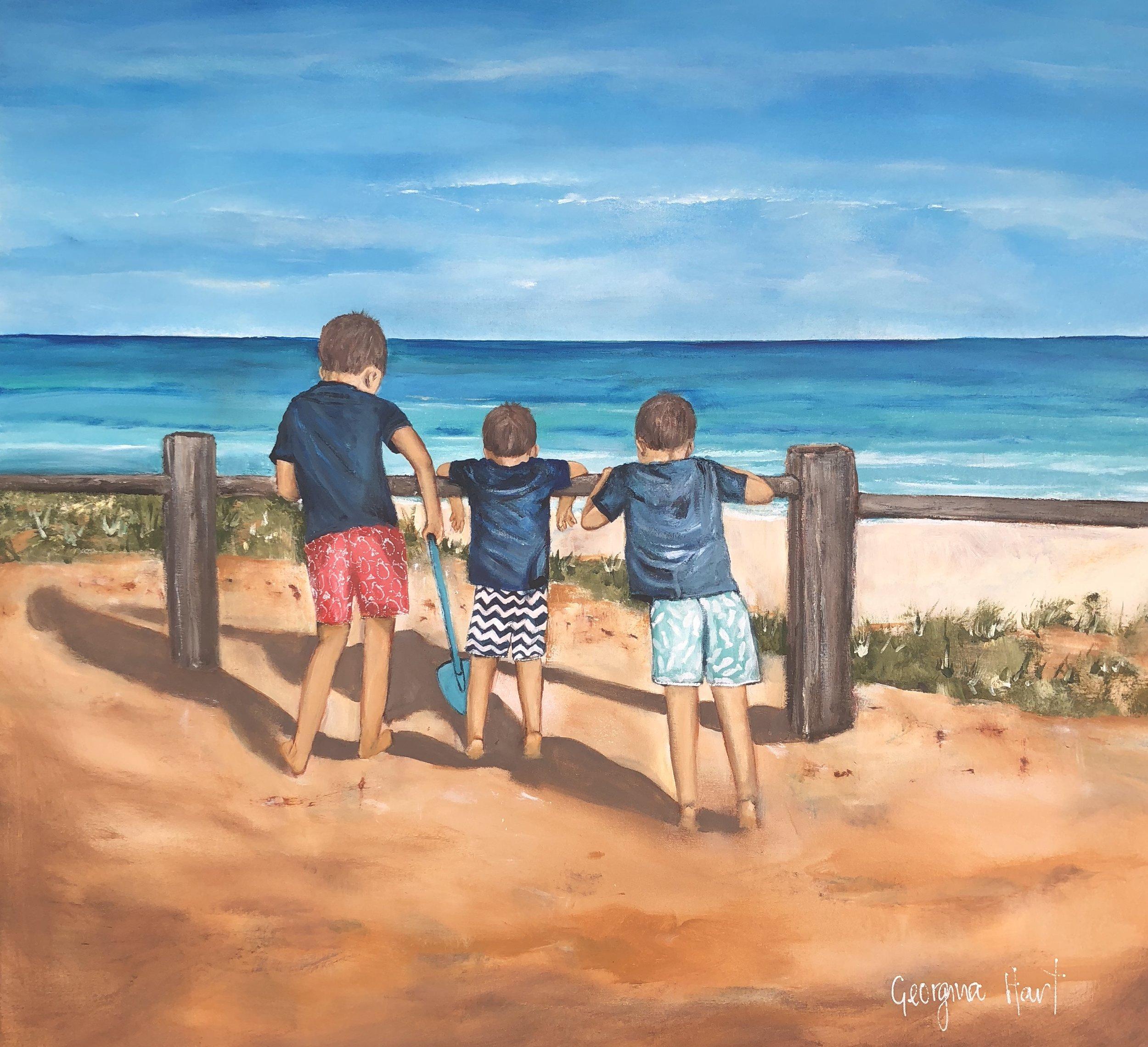 Adelaide Commission - Port Willunga Beach