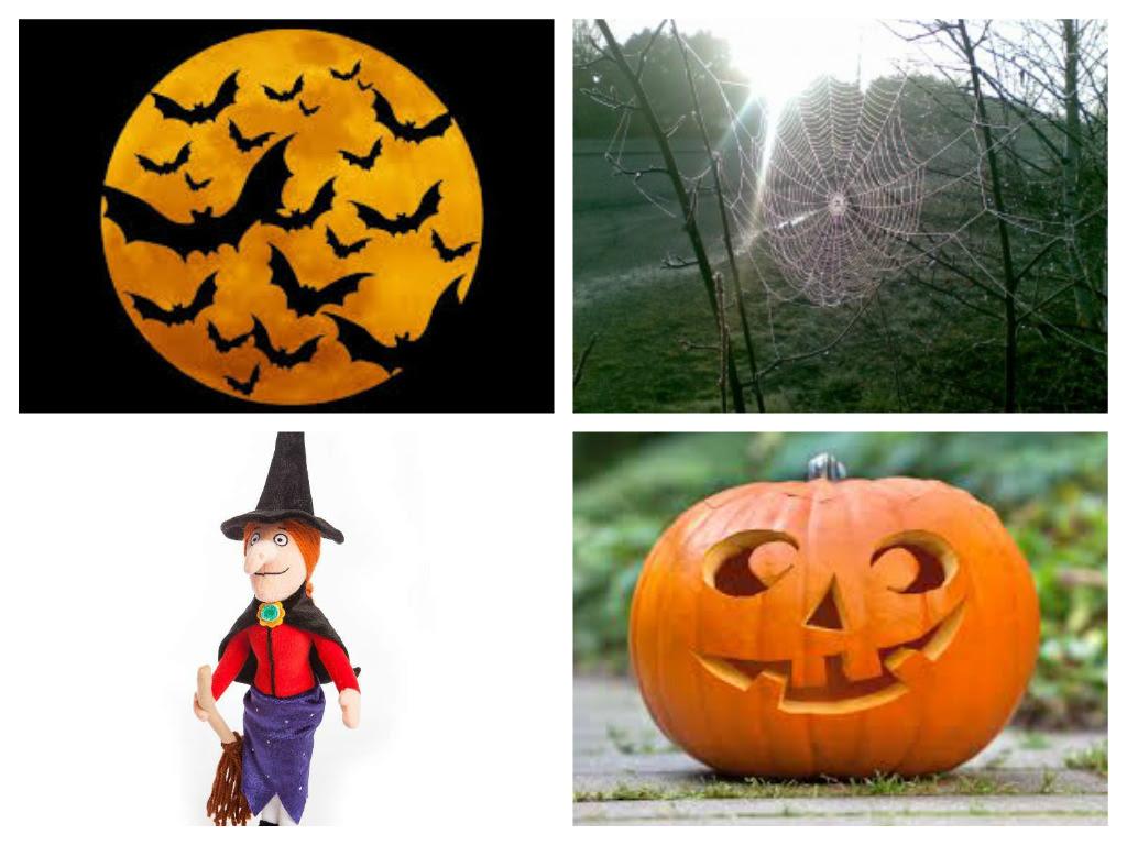 Friday 30 October - Halloween spook-tacular!