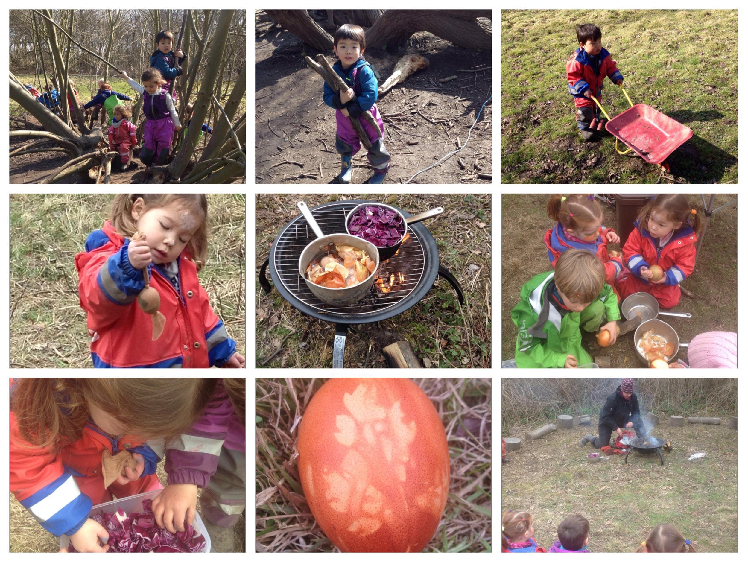 Easter eggs :-)