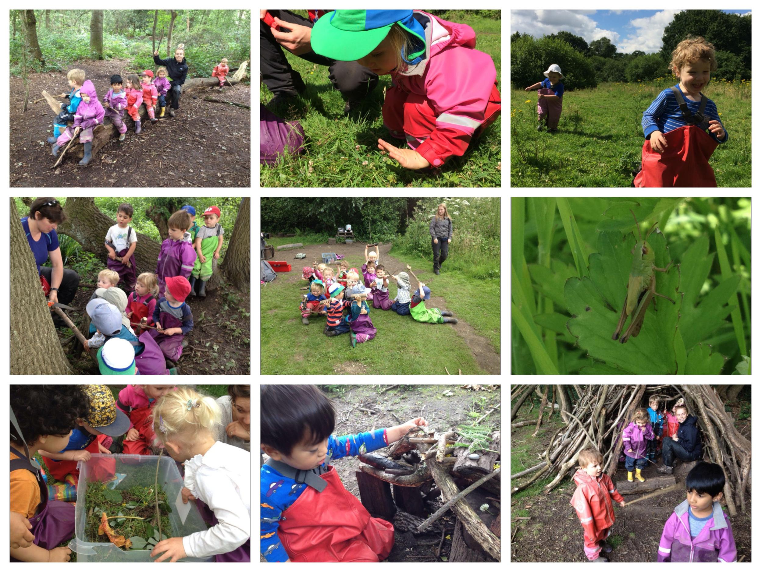 Busy week of outdoor fun