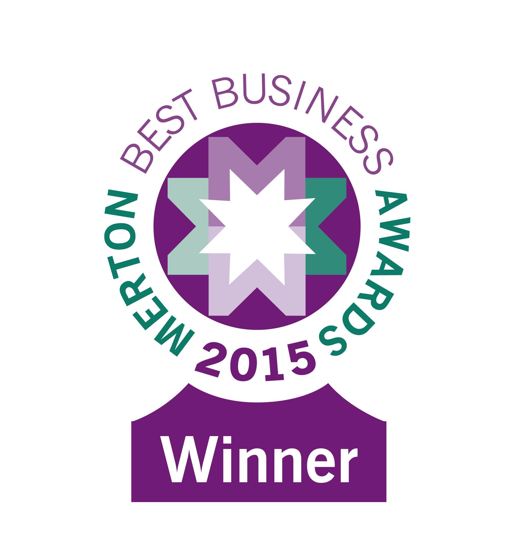 Merton Best New Business 2015