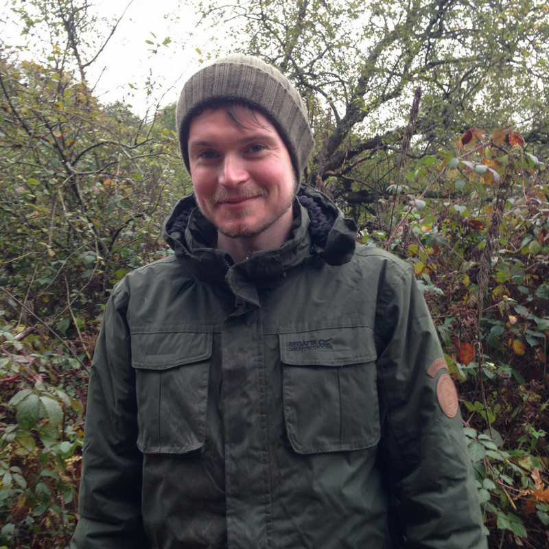 Liam - Forest Nursery Educator