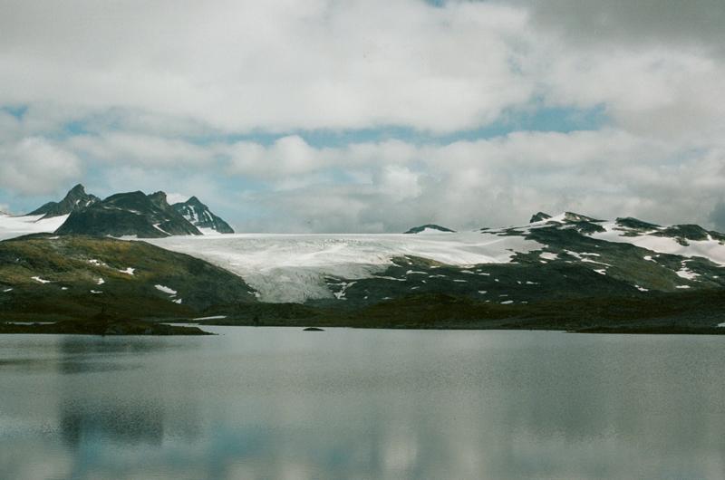 Jotunheimen (Norway), 2017