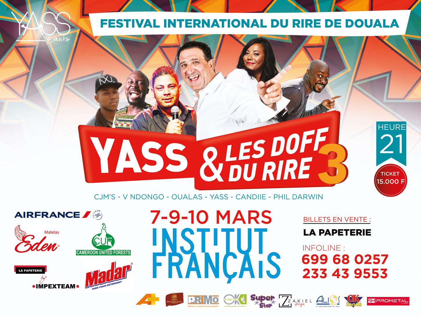 Affiche Festival International Du Rire De Douala.jpg